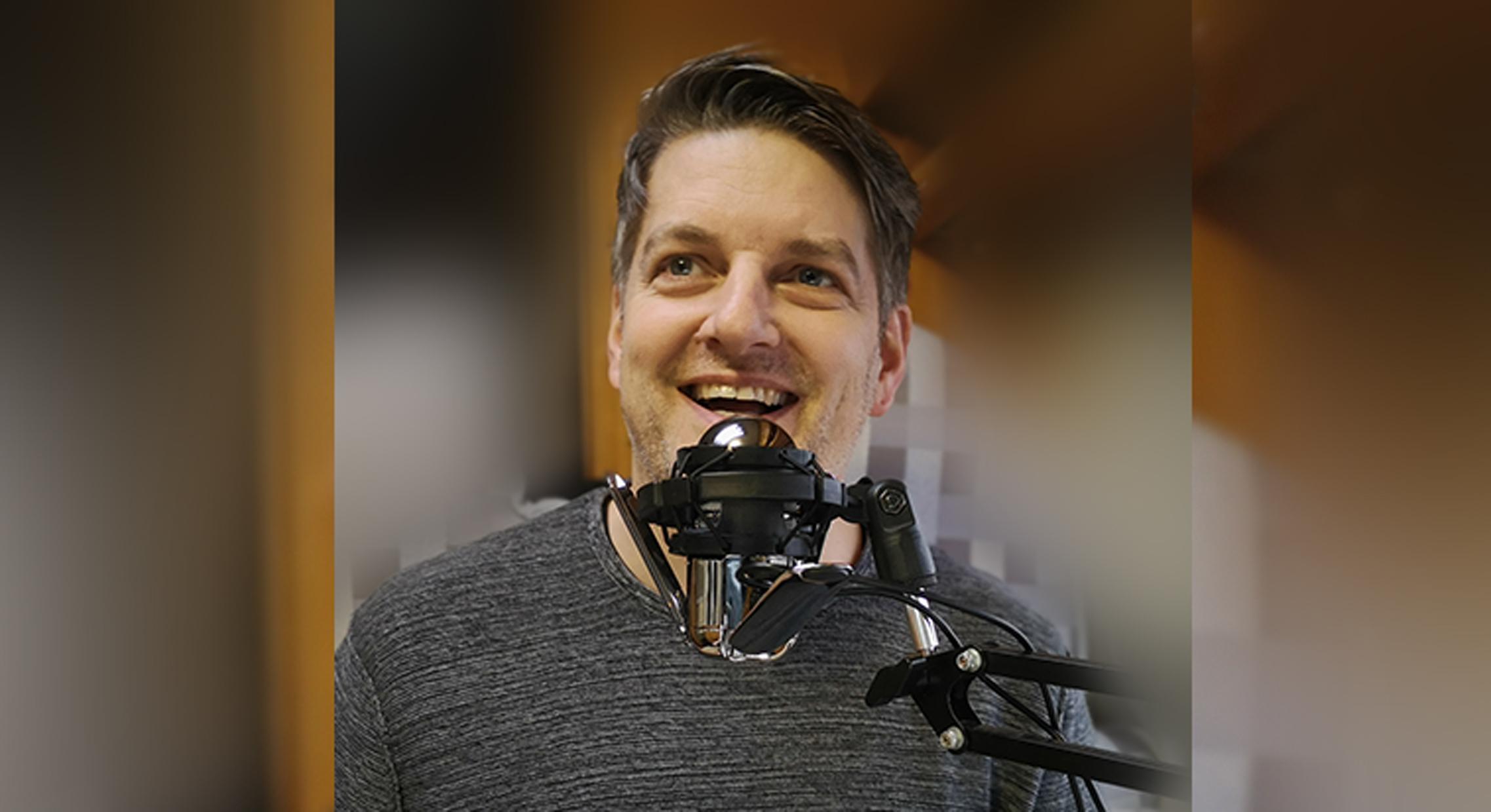André Christen | Podcast Moderator & Host